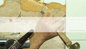 How To Remove Tile Underlayment